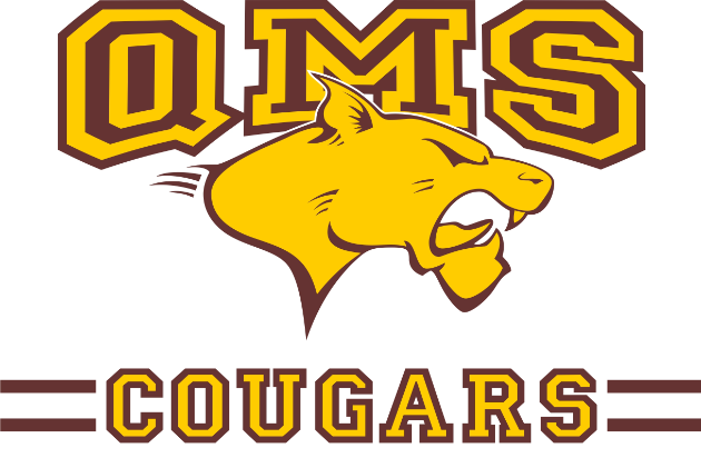 QMS Cougar Head Cougars logo.PNG