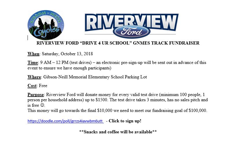 Riverview Ford Drive 4 UR School.JPG