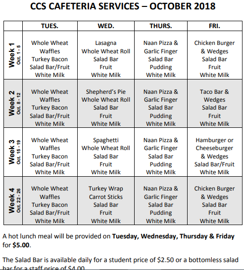 October Cafeteria Menu.PNG