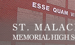 St. Malachy's Memorial High School